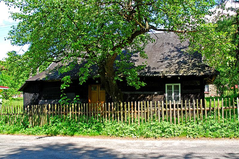 Stara Chata na Hołcynie