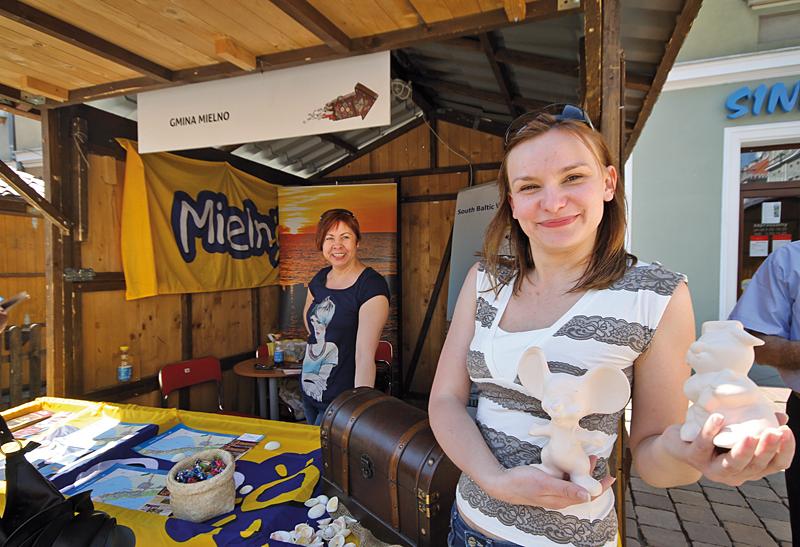 Stoiska wystawców - Mielno