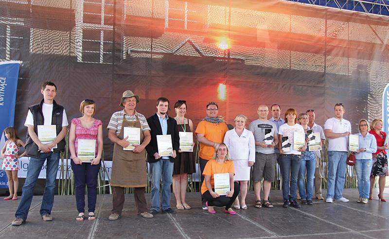Wszyscy nagrodzeni XII Międzynarodowych Targów Turystyki W Stronę Słońca