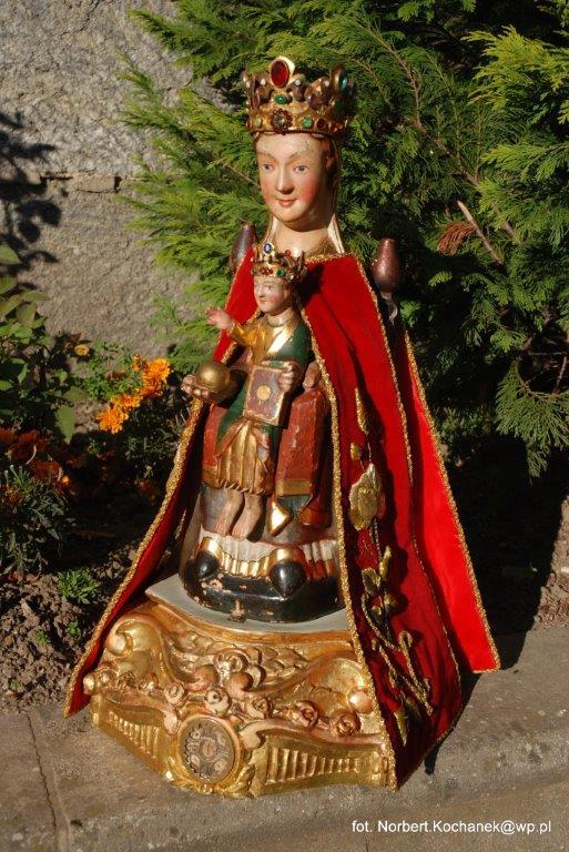 Cudowna Figurka Matki Bożej (5) - fot. Norbert Kochanek