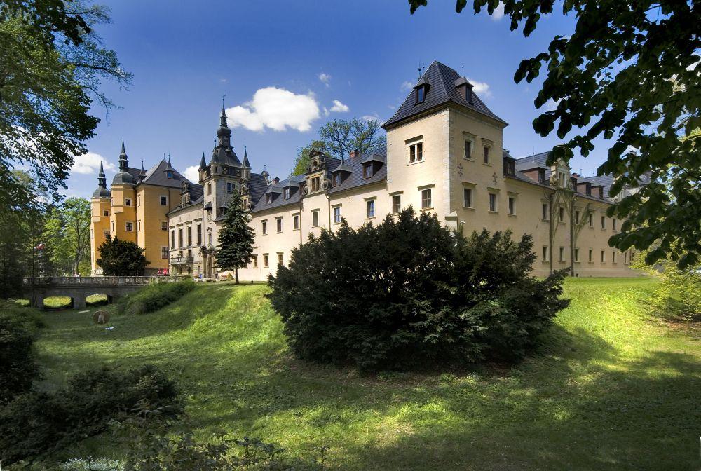 zamek kliczkow male