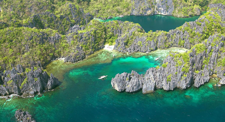 LimestoneCliffs Palawan