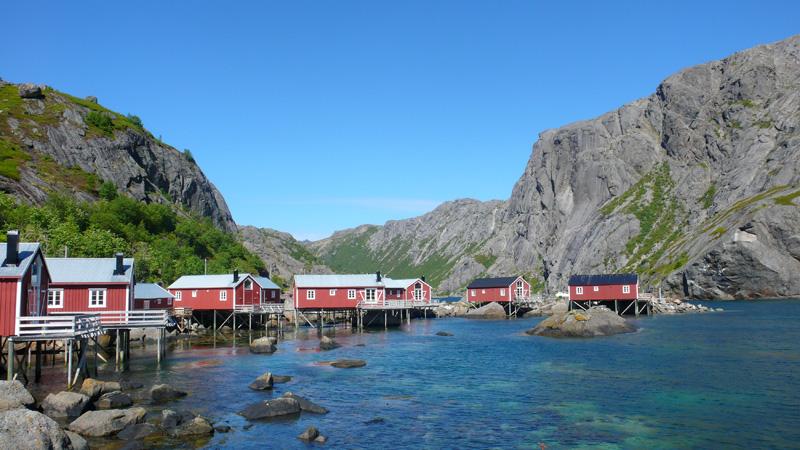 Słezion-Archipelag_Lofotow_Nusfjord