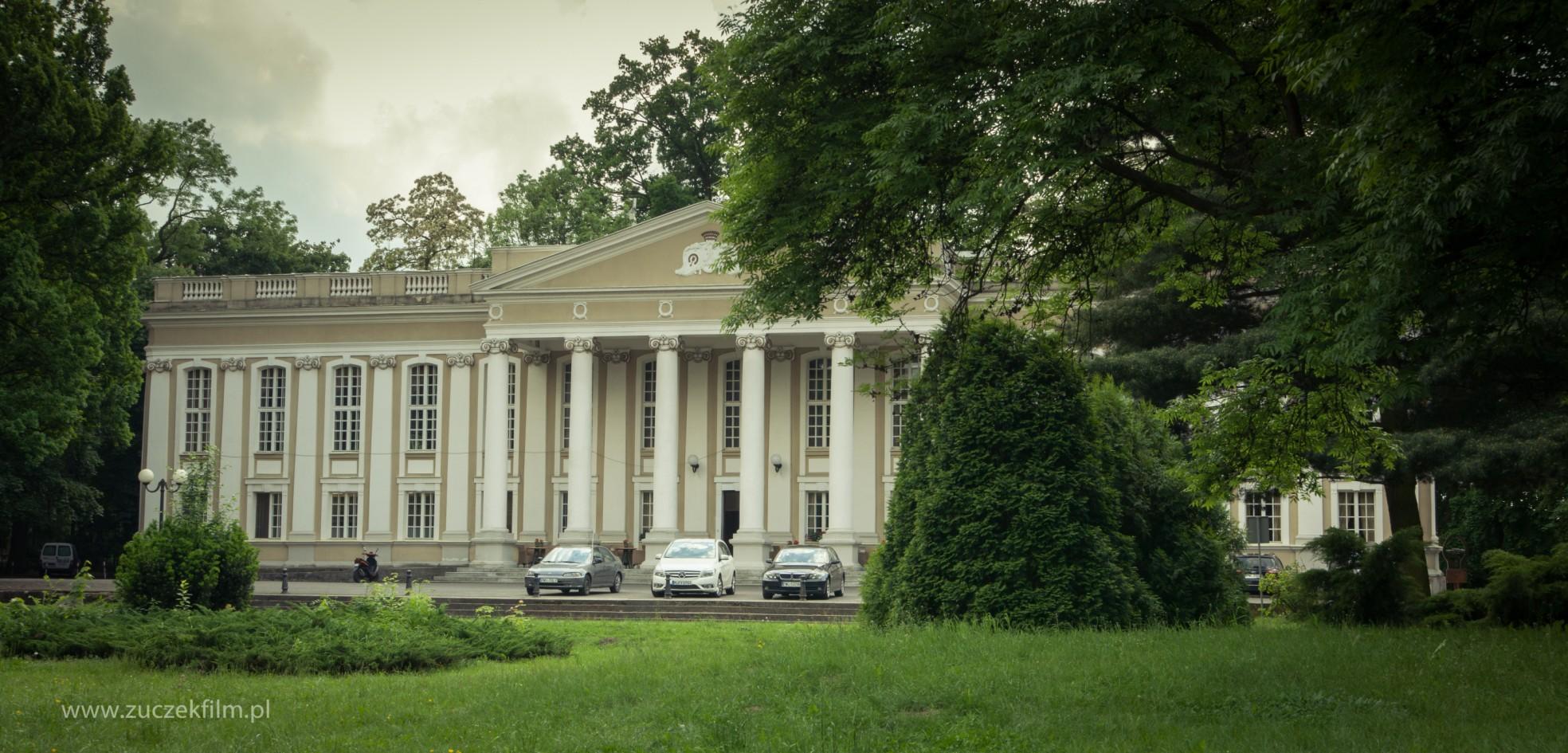 Wolsztyn - pałac
