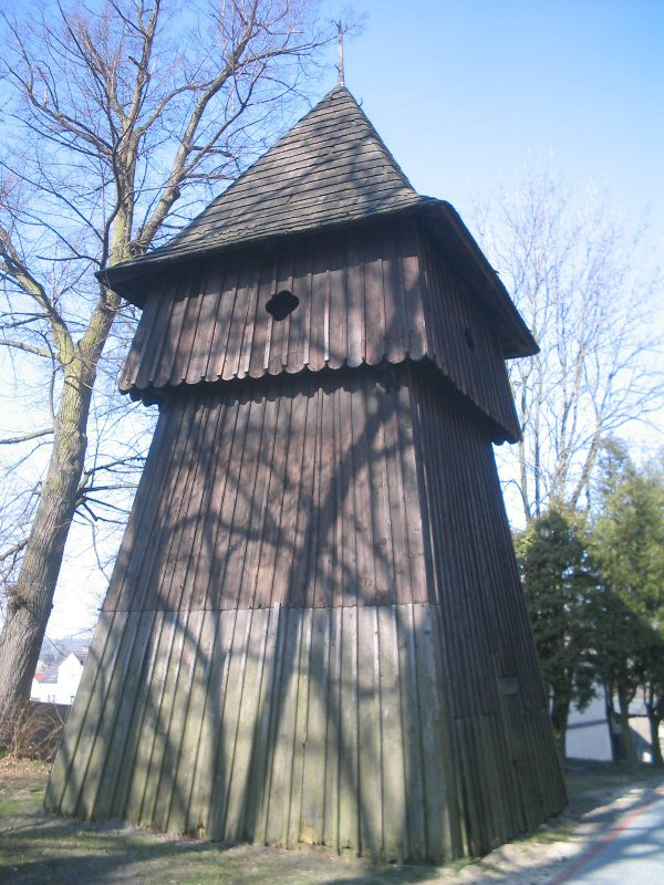 dzwonnica Paczyna- fot. arch. UM w Toszku